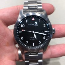Bremont Steel 43mm Automatic Bremont SOLO/Black pre-owned United States of America, Maryland, Gambrills
