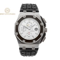 Audemars Piguet 26030IO.OO.D001IN.01 Titane 2011 Royal Oak Offshore Chronograph 45mm occasion