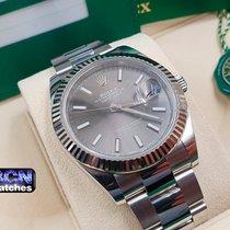 Rolex Datejust II Acero 41mm Gris Sin cifras España, Barcelona
