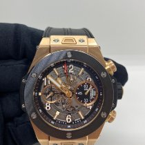 Hublot Big Bang Unico Roségold 45mm Transparent Arabisch Deutschland, Freiburg