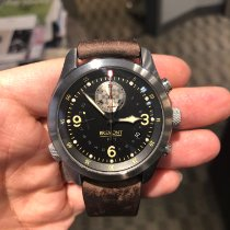 Bremont Steel 43mm Automatic Bremont P-51 pre-owned