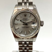 Rolex Lady-Datejust Steel 26mm Silver No numerals United States of America, California, Cerritos