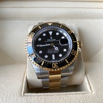 Rolex Sea-Dweller Gold/Steel 43mm Black No numerals United States of America, California, Sunnyvale