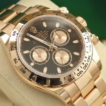 Rolex Daytona 116505 Very good Rose gold 40mm Automatic