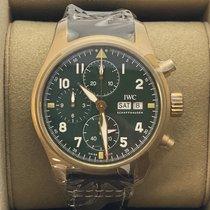 IWC Pilot Spitfire Chronograph IW387902 2020 novo