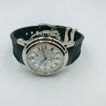 Breguet Or blanc 42mm Remontage automatique 5827BB/12/5ZU occasion