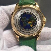 Patek Philippe World Time Or jaune