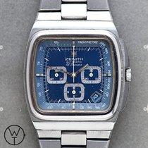 Zenith 01-0200-415 Stahl 1975 El Primero gebraucht Deutschland, München