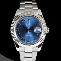 Rolex Datejust II Gold/Steel 41mm Blue No numerals South Africa, Pretoria