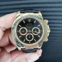 Rolex Daytona Yellow gold 40mm Black No numerals Singapore, Singapore