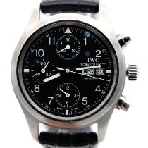 IWC Pilot Chronograph IW3706 2009 pre-owned