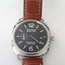 Panerai Radiomir Black Seal Acero 45mm Negro Árabes España, España