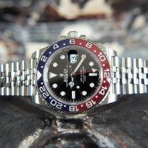 Rolex GMT-Master II Steel 40mm Black No numerals United Kingdom, Whitby- North Yorkshire