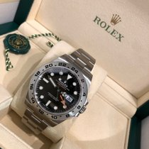 Rolex Explorer II 216570 2018 новые