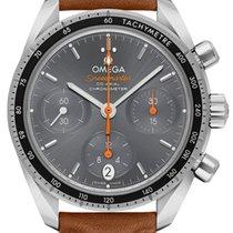 Omega Speedmaster новые 2020 Автоподзавод Хронограф Часы с оригинальными документами и коробкой 32432385006001