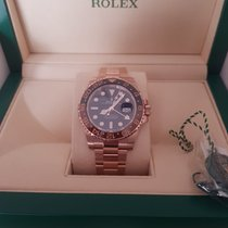 Rolex GMT-Master II 126715CHNR-0001 2019 подержанные