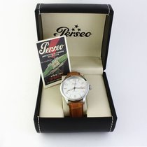 Perseo Steel 44mm Automatic 11.335 new