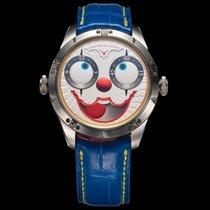 Konstantin Chaykin Acero 42mm Automático Clown II nuevo