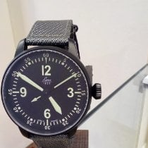 Laco Steel 42mm Automatic 861907 new