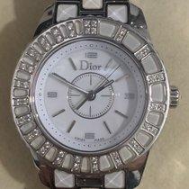 디올 스틸 29mm 쿼츠 Dior Christal 중고시계