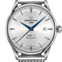 Certina Steel 40mm Automatic C029.807.11.031.02 new