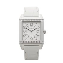 Jaeger-LeCoultre Reverso Squadra Lady Steel 42mm Silver
