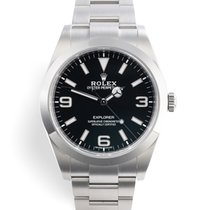 Rolex Explorer Acero 39mm