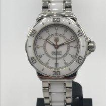 TAG Heuer Damenuhr Formula 1 Lady 37mm Automatik gebraucht Uhr mit Original-Box und Original-Papieren 2013