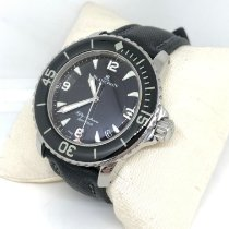 Blancpain Steel 45mm Automatic 5015-1130-52 pre-owned