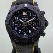 Breitling Avenger Hurricane Carbon 45mm Black Arabic numerals