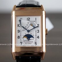 Jaeger-LeCoultre Reverso (submodel) Rose gold 26mm Silver Arabic numerals United States of America, Massachusetts, Milford