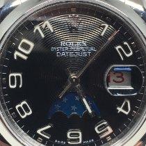 Rolex Datejust Acier 36mm Bleu France, annecy
