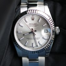 Rolex Lady-Datejust Acier 31mm Argent France, Thonon les bains