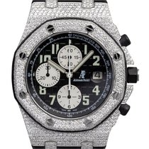 Audemars Piguet Royal Oak Offshore Chronograph nouveau 2019 Remontage automatique Chronographe Montre uniquement 25940SK.OO.D002CA.03