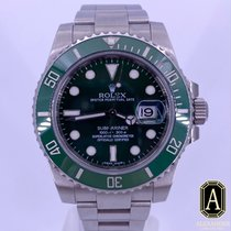 Rolex Submariner Date 116610V 2014 pre-owned