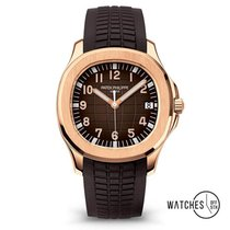 Patek Philippe 5167R-001 Rose gold 2012 Aquanaut 40mm pre-owned United States of America, New York, New York