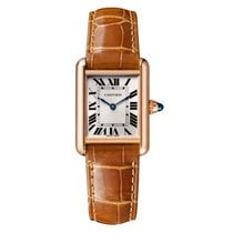 Cartier WGTA0010 Rose gold 2020 Tank Louis Cartier 29.5mm new United States of America, New York, New York