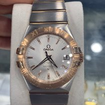 Omega Constellation Ladies new 2019 Automatic Watch with original box and original papers 123.20.35.20.02.001