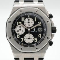 Audemars Piguet Royal Oak Offshore Chronograph Сталь 42mm Чёрный Aрабские