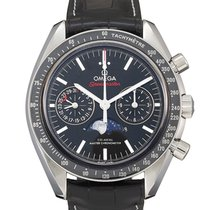 Omega Speedmaster Professional Moonwatch Moonphase 304.33.44.52.01.001 2020 nuevo