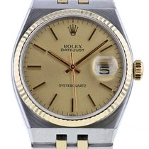 Rolex Datejust Oysterquartz 36mm Gold