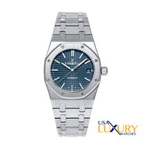 Audemars Piguet 15450ST.OO.1256ST.03 Steel Royal Oak Selfwinding 37mm pre-owned United States of America, New York, New York