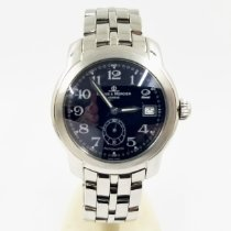 Baume & Mercier Capeland Steel 39mm Black Arabic numerals United States of America, Florida, Coral Gables