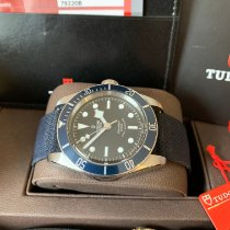 Tudor Black Bay Сталь 41mm Чёрный Без цифр
