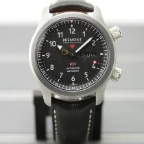 Bremont Steel 43mm Automatic MBII-BK/OR new