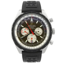 Breitling Chrono-Matic 49 Steel 49mm Brown No numerals United States of America, California, Fullerton