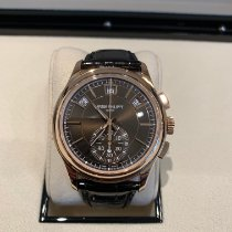 Patek Philippe Annual Calendar Chronograph Rose gold 42mm Brown United States of America, New Jersey, Totowa