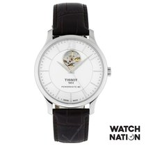 Tissot Tradition Steel 40mm Silver No numerals Singapore, Singapore