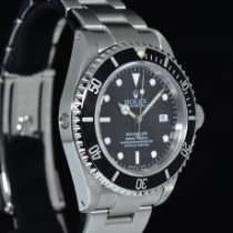 Rolex Sea-Dweller 4000 Acciaio 40mm Nero Senza numeri Italia, Atelier Orologiaio Milano