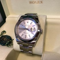 Rolex Datejust II Acier 41mm Argent
